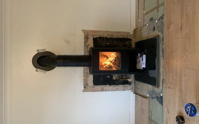 No chimney? No problem!