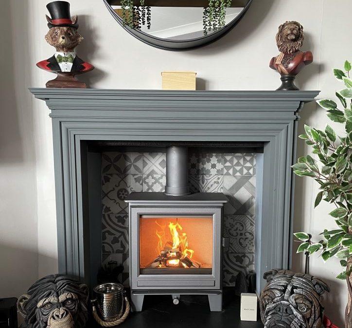 The New Clock Sudbury 5 stove available now!