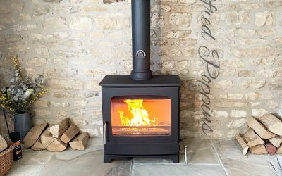 The new Fireview range of stoves from Woodwarm